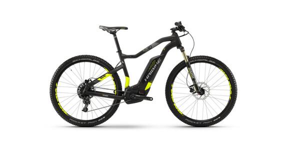 HAIBIKE SDURO HardSeven Carbon 8.0 Rower elektryczny Hardtail żółty/czarny